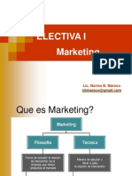 FPUNA - Electiva I - Marketing - Clase (1)