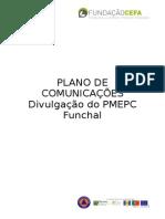 Plano de Comunicações - CEFA 2015