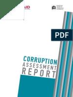 Corruption Assessment Report