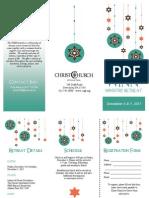 Winn Retreat Brochure 2015