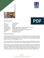 最棒的工作简历.pdf