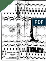 Manual Masina Electrica de Cusut NICOLETA
