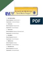 Cate Dr as Medicina Jose Maria Vargas - Notilogia