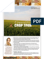 Commodities crop tour