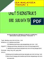Linus Bm Unit 5 Kvkk Tertutup