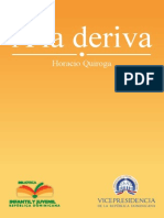 A La Deriva de Horacio Quiroga