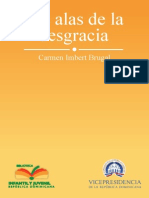 Las Alas de La Desgracia de Carmen Imbert Brugal.