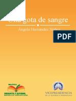Una Gota de Sangre de Ángela Hernández Nuñez