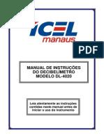 Manual Decibelimetro - UFERSA