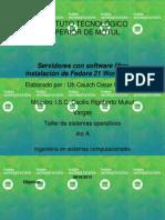 Manual de Fedora