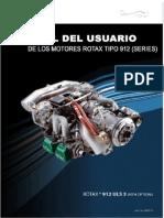 Manual Usuario 912 Rev 0 Rotax
