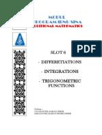 Dif, Integrations n Trigo Paper 1
