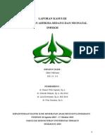 CASE III Asfiksia Sedang, Neonatal Infeksi Dan Hiponatremia Okky