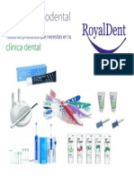 Productos de higiene bucodental