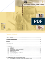 Genital Mutilation Somalia Report