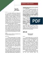 Property New Civil Code Case Digest Art 447-458