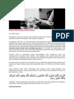 Hukum Berhutang Untuk Qurban