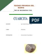 Cuarcita I