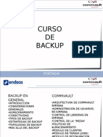 Fundamentos del backup