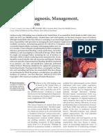 Cirhossis, Diagnosis,Management,Prevention
