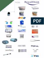 Productos Marca Royal Dent