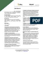 Microsoft Word - Microsoft Project 2003 N2