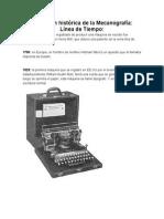 Evolución histórica de la Mecanografía.docx