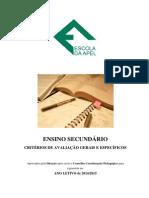 CriteriosAvaliacao2014-2015(1)