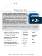 Distributed Solar Energy Generation - 2Q 2013 -Brochure