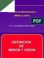Misi+¦n visi+¦n.ppt