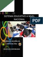 SISTEMA EDUCATIVO A NIVEL NACIONAL .pdf