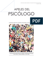 2009 Volumen 30 Numero 2 Mayo Agosto - La Eficacia Clinica de La Hipnosis - Adicciones Alcohol y Cocaina