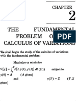 Chiang Chap 2 The Fundamental Problem of the Calculus of Variations
