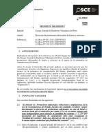 Opinion OSCE 136-15 - Pre - Cuerpo Gral.bomberos Voluntarios Del Peru