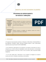 Pba Cc Pg 14 Programa de Gerenciamento de Ruídos e Vibrações