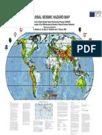 GSHAP World Map Poster