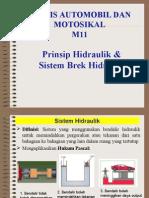 PRINSIP HADRAULIK