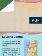 Macroformas de Chile