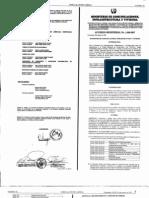 Acuerdo Ministerial Sobre Las Normas de Construcción en Guatemala