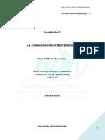 Morán_Griera_S2_TI2 Ensayo sobre la La Comunicación Interpersonal.doc