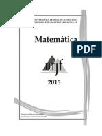Apostila Mat 2015