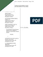 Cierco Complaint and Attachments
