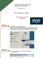 Manual Oracle en Windows Server 2008