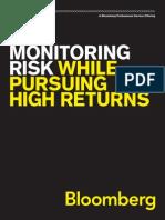 Monitoring Risk Whitepaper