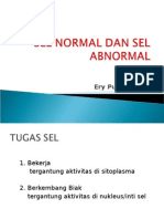 Sel Normal Dan Sel Abnormal