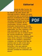 Guía Gastronómica de Maracay