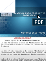 TPM MOTORES ELECTRICOS