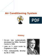 2-0 HVAC Airconditioning System