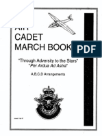Pages From the Air Cadet March Book Part 1