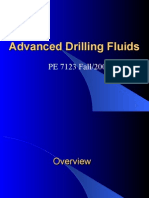 1. Overview of Drilling Fluids